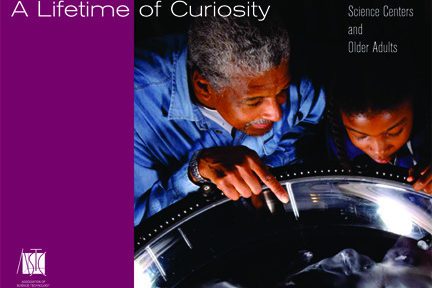 Lifetime of Curiosity book cover